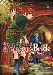 [The Ancient Magus' Bride: Volume 6 (Product Image)]