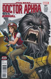 [Star Wars: Doctor Aphra: Annual #1 (Product Image)]
