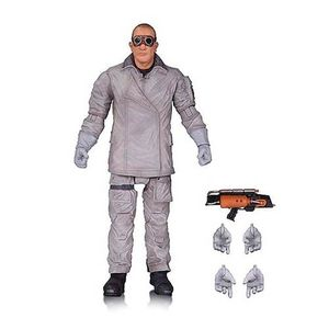 [DC: Flash TV Series: Action Figures: Heat Wave (Product Image)]