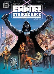 [Star Wars: The Empire Strikes Back: 40th Anniversary Special (Hardcover) (Product Image)]