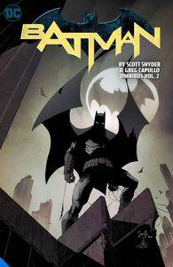 [Batman: Scott Snyder & Greg Capullo: Omnibus: Volume 2 (Hardcover) (Product Image)]
