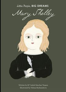 [Little People, Big Dreams: Mary Shelley (Hardcover) (Product Image)]