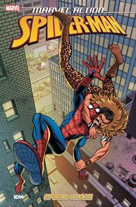 [Marvel Action: Spider-Man: Book 2: Spider-Chase (Product Image)]
