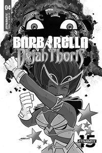 [Barbarella/Dejah Thoris #4 (Cover C Marques) (Product Image)]