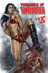 [Vengeance Of Vampirella #15 (Cover A Parrillo) (Product Image)]