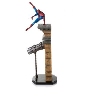 [Spider-Man: Battle Diorama Series Statue (Product Image)]