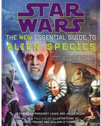 [Star Wars: The New Essential Guide To Alien Species (Product Image)]