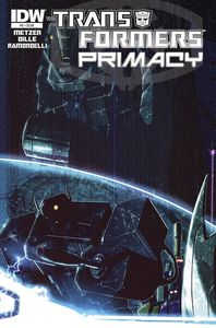[Transformers: Primacy #3 (Product Image)]