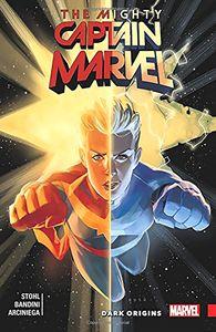 [Mighty Captain Marvel: Volume 3: Dark Origins (Product Image)]