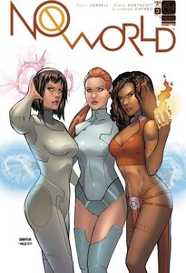 [No World: Volume 2 #3 (Cover B Gunderson) (Product Image)]