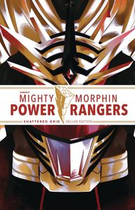 [Mighty Morphin Power Rangers: Shattered Grid (Hardcover Deluxe Edition) (Product Image)]