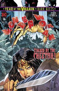 [Wonder Woman #76 (YOTV Dark Gifts) (Product Image)]