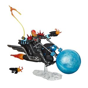 [Marvel Legends: Action Figure & Vehicle Set: Cosmic Ghost Rider (Product Image)]