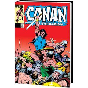 [Conan The Barbarian: Original Marvel Years Omnibus: Volume 6 (Siqueira C Hardcover) (Product Image)]