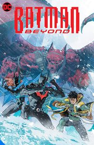 [Batman Beyond: Volume 8: The Eradication Agenda (Product Image)]