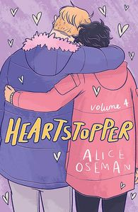 [Heartstopper: Volume 4 (Signed Edition) (Product Image)]