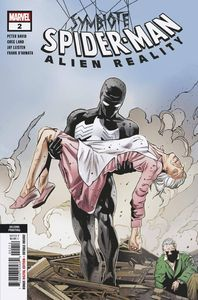 [Symbiote Spider-Man: Alien Reality #2 (2nd Printing Variant) (Product Image)]