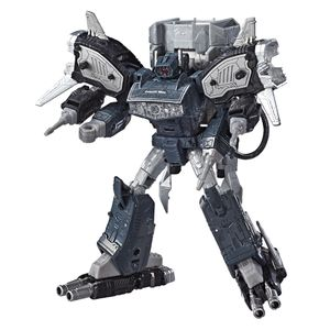 [Transformers: Generations Selects Action Figure: Leader Shockwave (Product Image)]