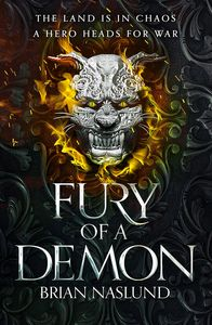 [Dragons Of Terra: Book 3: Fury Of A Demon (Product Image)]