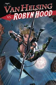[Van Helsing Vs Robyn Hood #2 (Cover A White) (Product Image)]