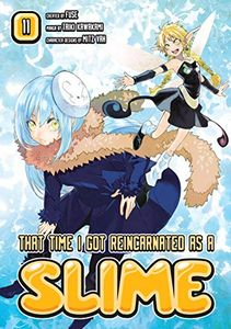 [That Time I Got Reincarnated As A Slime: Volume 11 (Product Image)]