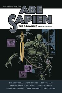 [Abe Sapien: The Drowning & Other Stories (Hardcover) (Product Image)]