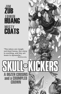 [Skullkickers: Volume 5: Dozen Cousins & A Crumpled Crown (Product Image)]