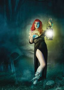 [Tarot: Witch Of The Black Rose #107 (Photo Cover Edition) (Product Image)]