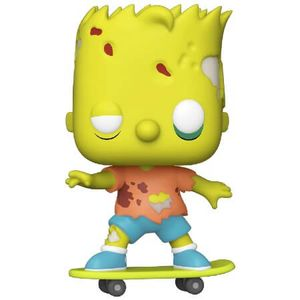 [The Simpsons: Pop! Vinyl Figure: Zombie Bart (Product Image)]