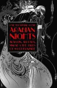 [One Thousand & One Arabian Nights (Hardcover) (Product Image)]