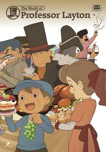 [The World Of Professor Layton (Product Image)]