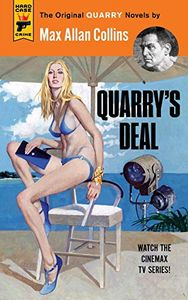 [Hardcase Crime: Quarry's Deal (Product Image)]
