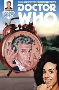 [Doctor Who: 12th Doctor: Year Three #13 (Cover C Myers) (Product Image)]