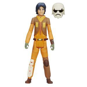 [Star Wars: Rebels Saga Legends: Wave 1 Action Figures: Ezra (Product Image)]