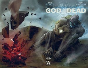 [God Is Dead #29 (Carnage Wrap) (Product Image)]