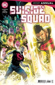 [Suicide Squad: 2021 Annual #1 (Product Image)]