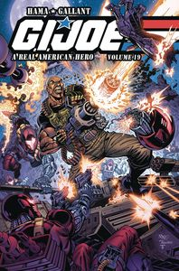 [GI Joe: A Real American Hero: Volume 19 (Product Image)]