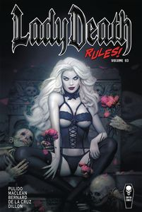 [Lady Death Rules: Volume 3 (Hardcover Edition) (Product Image)]