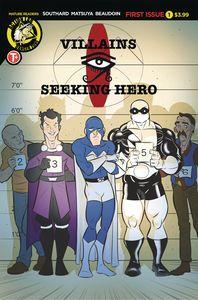 [Villains Seeking Hero #1 (Product Image)]