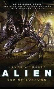 [Alien: Book 2: Sea Of Sorrows (Product Image)]