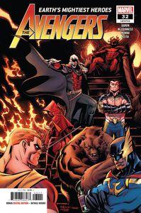 [Avengers #32 (Product Image)]