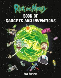 [Rick & Morty: Book Of Gadgets & Inventions (Product Image)]