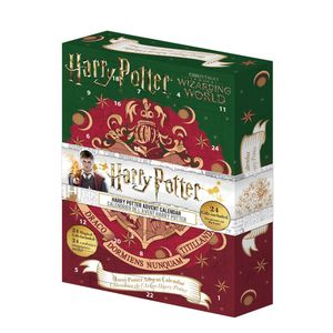 [Harry Potter: Advent Calendar: Christmas In The Wizarding World (Product Image)]