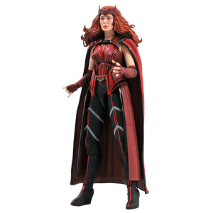 [WandaVision: Marvel Select Action Figure: Scarlet Witch (Product Image)]
