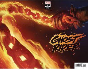 [Ghost Rider #1 (Rahzzah Wraparound Teaser Variant) (Product Image)]