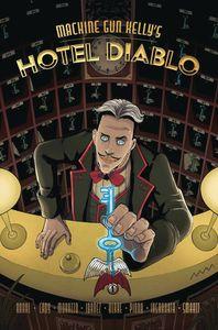 [Machine Gun Kelly's: Hotel Diablo (Product Image)]