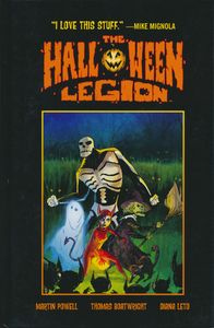[Halloween Legion: Great Goblin Invasion (Hardcover) (Product Image)]
