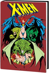 [X-Men: Inferno: Omnibus (Hardcover) (Product Image)]