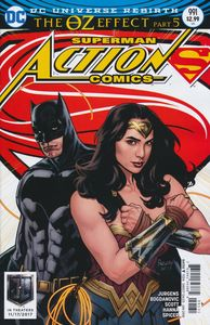 [Action Comics #991 (Variant Edition (Oz Effect)) (Product Image)]