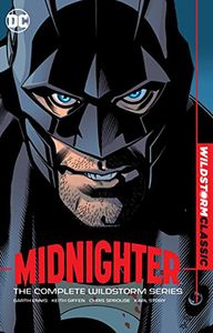 [Midnighter: The Complete Wildstorm Series (Product Image)]